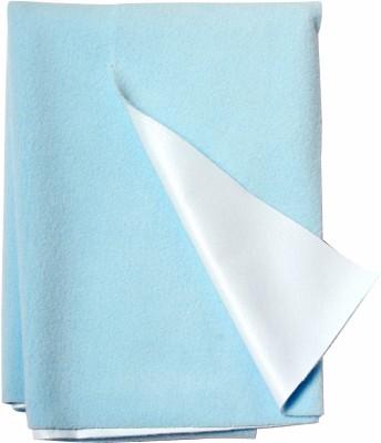 Babeezworld Cotton, Rubber Large Sleeping Mat BaSmart Bed Protector