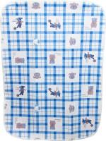 WT PVC Medium Sleeping Mat TeeddyBlue(Blue)