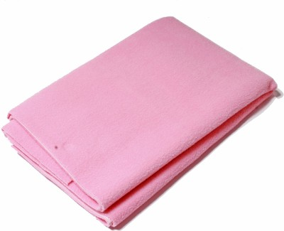 Babeezworld Cotton, Rubber Extra Large Sleeping Mat Smart Bed Protector