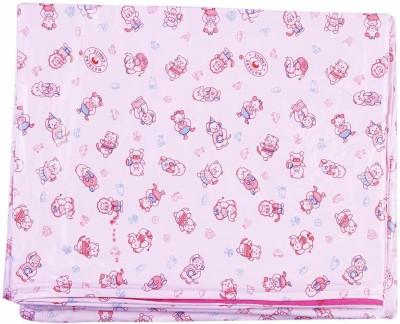 Stuff Jam Plastic Extra Large Sleeping Mat Pink Plastic Sheet - Xtra Large