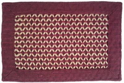 Firangi Cotton, Nylon, Polyester Free Floor Mat Firangi Diamond Rope Door Mat