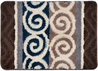 Obsessions Polyester Medium Bath Mat fgfhj125
