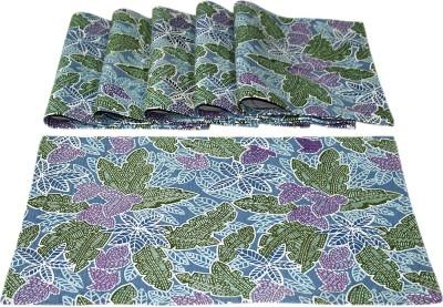 sriam Cotton Medium Floor Mat RGV006Multicolor