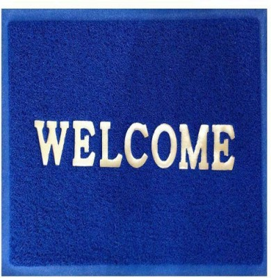 Shree Balaji Home Plastic Medium Floor Mat Doormat