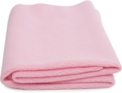 Nostaljia Polyester Medium Sleeping Mat Light Pink Quickly Dry WaterProof Medium Mat