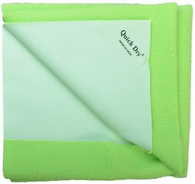 QUICKDRY Polyester Pongee Large Sleeping Mat BED PROTECTING SHEET