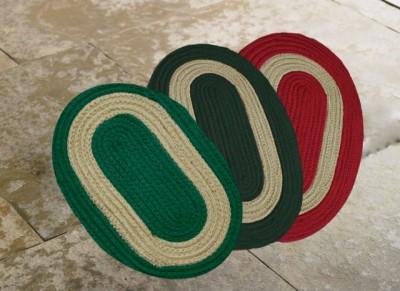Vugis Polyester Pongee Small Floor Mat BATH011