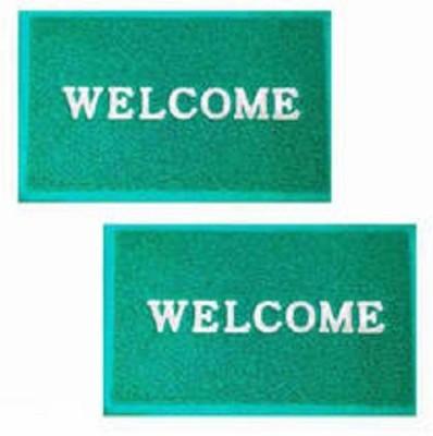 Jain Trading Company PVC Medium Floor Mat Welcome6
