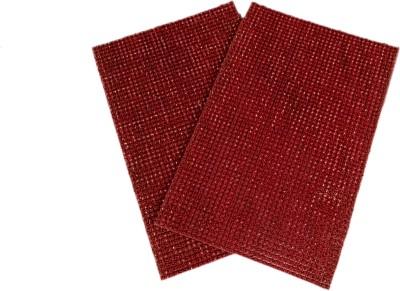 Ritika Carpets PVC Medium Door Mat Truf Door Mat Set Of 2