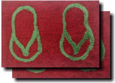 RedHot Cotton Medium Door Mat MAT010