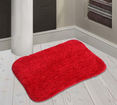 Yellow Weaves Microfiber Medium Door Mat Anti Slip and Super Soft
