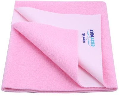 Newnik Cotton Extra Large Sleeping Mat Single Bed - Pink