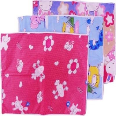 Chinmay Kids Plastic, Cotton Medium Sleeping Mat PLASTIC, COTTON