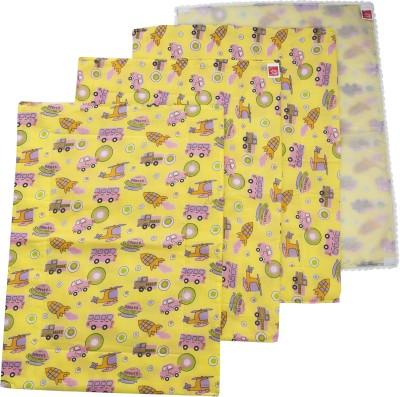 Love Baby Cotton Medium Sleeping Mat 546 Baby Mat 4 Pcs Set