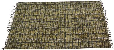 The Fancy Mart Leather Medium Door Mat Doormat-74