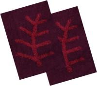 IWS Cotton Door Mat Cotton Mat(Multicolor, Medium)