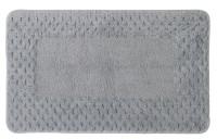 Saral Home Cotton Medium Anti-slip/Anti-grease Mat Cotton Mat(Grey)
