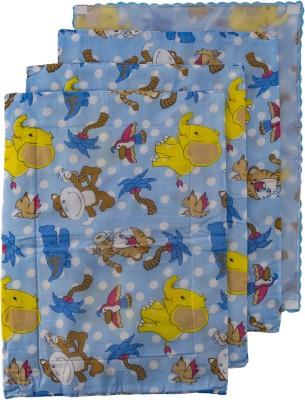 Love Baby Plastic, Cotton Medium Sleeping Mat 546 Blue