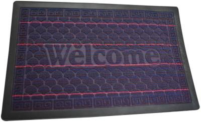 The Fancy Mart Polypropylene Medium Door Mat Doormat-63