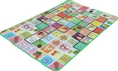 A,la Mode Creations Cotton Medium Floor Mat Alphabets