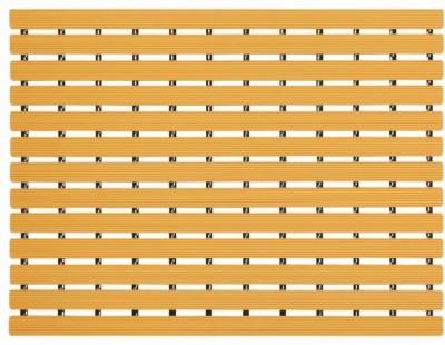 Naxan PVC Free Bath Mat PVC Ribbed Shower mat