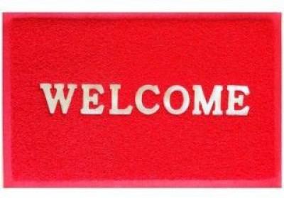 Optimistic Home Furnishing Rubber Medium Floor Mat Optimistic Home Furnishing-Welcome Mat