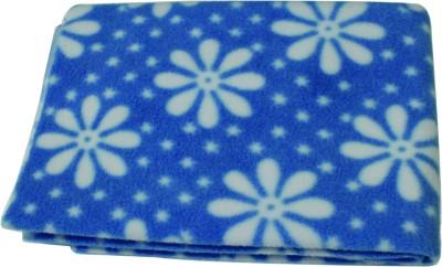 Blubud Cotton Medium Sleeping Mat Water Proof Bed Protector