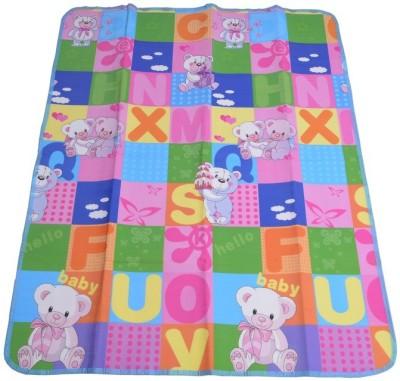 Shopaholic Fashion Plastic Free Play Mat Kids Play & Crawl Cartoon-S372