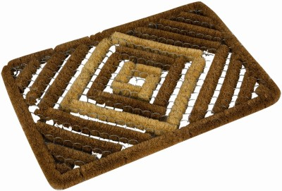 SWHF Coir Medium Door Mat SWHF Coir Shoe and Boot Scrapper Mat