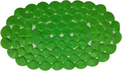 Arow PVC Large Bath Mat SHELL DESIGN -04