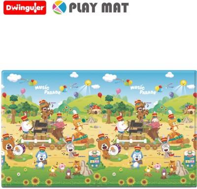 Dwinguler PVC Large Play Mat Music Parade Sound Sensory Playmat