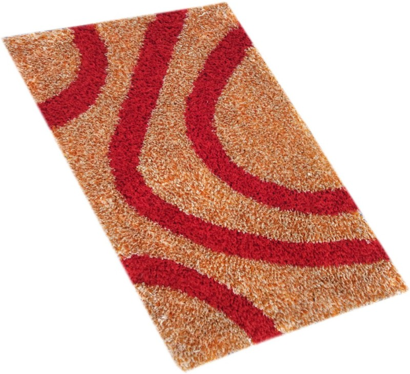 Tiskal Polyester Floor Mat TK-SM-101(Multicolor, Medium)