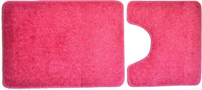 Obsessions Polypropylene Large Bath Mat FRI124