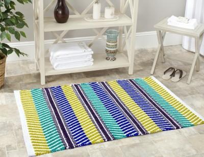 TEX N CRAFT Cotton Medium Floor Mat DSA