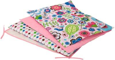 Bacati Cotton Free Sleeping Mat Botanical