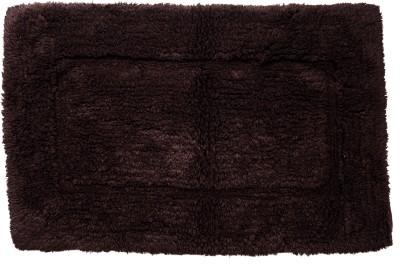 Surhome Cotton Small Bath Mat Constrec