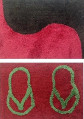 RedHot Cotton Medium Door Mat A24