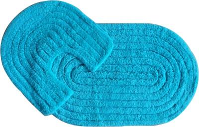 Krishna Carpets Cotton Large Bath Mat KC-302