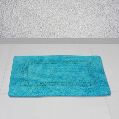 Story @ Home Polyester Free Door Mat Royal