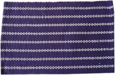 Shopgalore Cotton Medium Floor Mat Passport