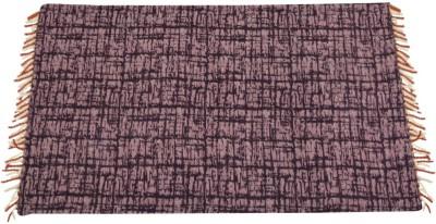 The Fancy Mart Leather Medium Door Mat Doormat-71