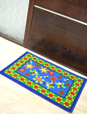Athom Trendz Polyester Small Door Mat Doormat