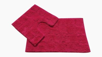Krishna Carpets Cotton Large Bath Mat KC-308