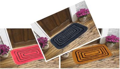 sawariya décor Polyester Medium Door Mat SD00220224