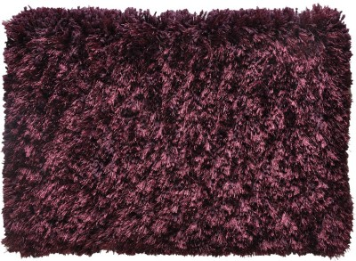 SHL Silk, Microfiber Medium Floor Mat Shag Rug