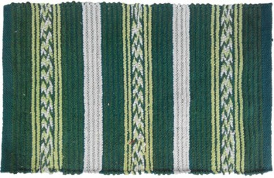Firangi Cotton Free Floor Mat Firangi Designer Strips Door Mat