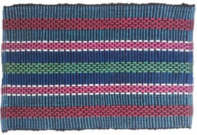 Firangi Cotton Free Floor Mat Firangi Linear Design Door Mat