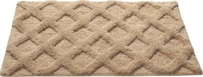 Homefurry Cotton Large Bath Mat Riggy Waffle
