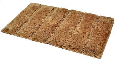 Homefurry Cotton Medium Bath Mat Woody Stripes