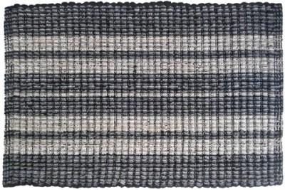 Firangi Cotton, Nylon, Polyester Free Floor Mat Firangi Linear Fur Design Door Mat